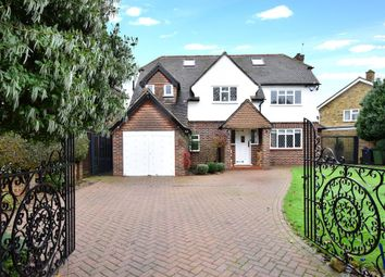 Thumbnail 4 bed detached house for sale in Pinewood Green, Iver Heath