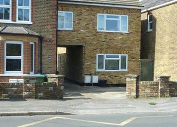 Thumbnail 1 bed flat to rent in Hurst Road, West Molesey