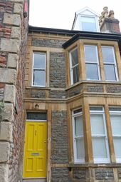 Thumbnail 6 bed terraced house to rent in Alma Road Avenue, Clifton, Bristol
