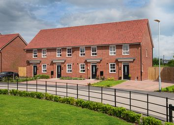 "Thumbnail 3 bed end terrace house for sale in ""Bampton"" at Kepple Lane, Garstang, Preston"