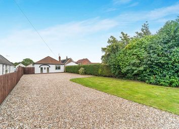 Thumbnail 3 bed bungalow for sale in Charles Street, Hedon, East Riding Of Yorkshire