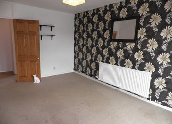 Thumbnail 3 bed flat to rent in Radstone Walk, Leicester