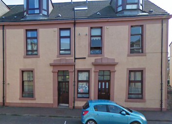 Thumbnail 2 bed flat for sale in Glasgow Street, Ardrossan