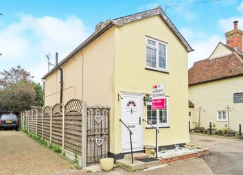 Thumbnail 3 bed detached house for sale in Farm Road, Great Oakley, Harwich