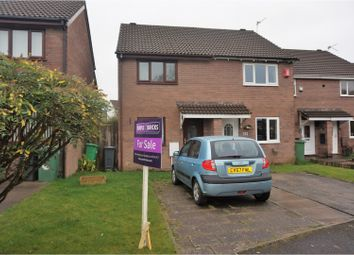 Thumbnail 2 bed semi-detached house for sale in Amberley Close, Cardiff