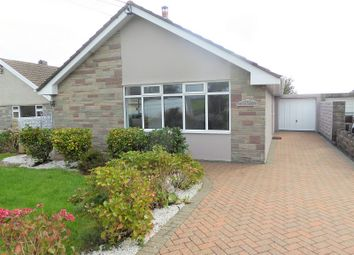 Thumbnail 3 bed detached bungalow for sale in Heol Yr Ysgol, Coity, Bridgend.
