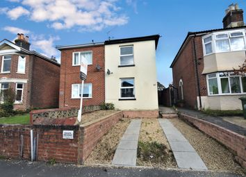 Thumbnail 2 bed semi-detached house for sale in Park Road, Freemantle, Southampton