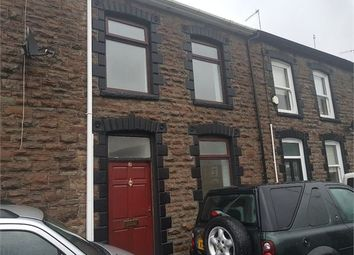 Thumbnail 2 bed terraced house for sale in Syphon Street, Porth, Rhondda Cynon Taff.
