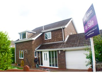 Thumbnail 4 bed detached house for sale in Weir Road, Doncaster
