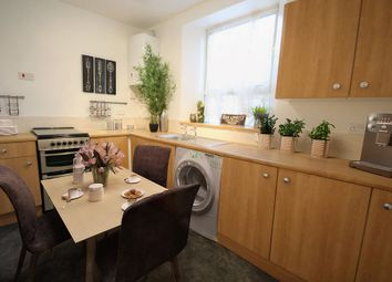 Thumbnail 1 bed flat to rent in Keppel Street, Stoke, Plymouth