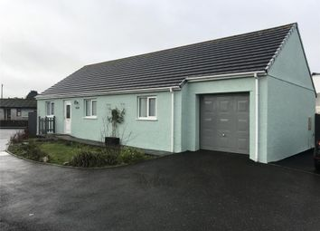 Thumbnail 4 bed detached bungalow for sale in Wheal Gorland Road, St. Day, Redruth, Cornwall
