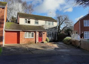 Thumbnail 4 bed link-detached house for sale in Leominster, Herefordshire