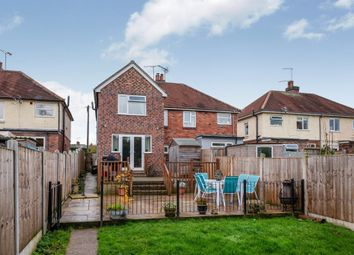 Thumbnail 3 bed semi-detached house for sale in Park Avenue, Uttoxeter