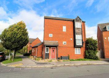Thumbnail 4 bed detached house for sale in Walker Avenue, Wolverton Mill, Milton Keynes
