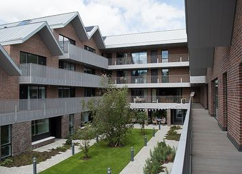 Thumbnail 2 bed flat for sale in Horsell Moor, Woking