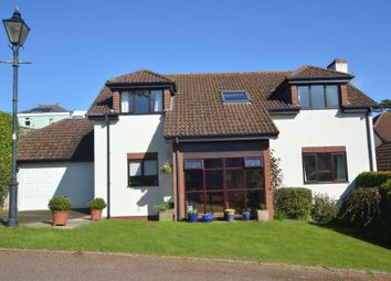 Thumbnail 4 bed detached house for sale in Overdale Close, Torquay