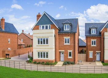 Thumbnail 5 bedroom detached house for sale in Hodinott Close, Romsey