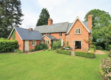 Thumbnail 4 bed semi-detached house for sale in Broxwood, Leominster