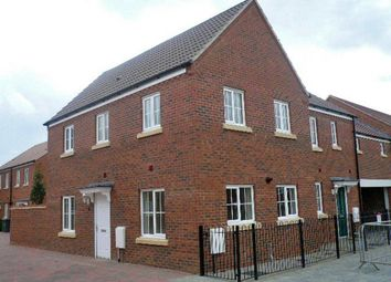 Thumbnail 3 bed semi-detached house to rent in Wye Valley Road, Sugar Way, Peterborough