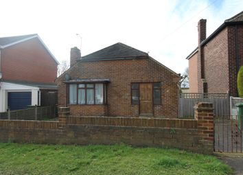 Thumbnail 2 bed bungalow for sale in Mill Hill Avenue, Pontefract, West Yorkshire