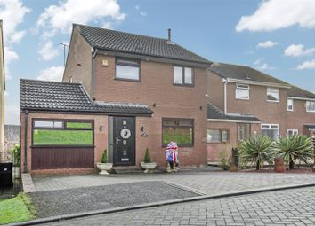 Thumbnail 4 bed detached house for sale in Edgcott Close, Heysham, Morecambe