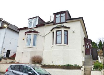 Thumbnail 2 bed semi-detached house for sale in Prospecthill Place, Greenock