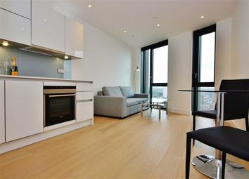 Thumbnail 1 bedroom flat to rent in Parliament House, South Bank, London