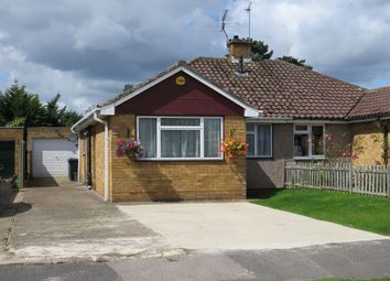 Thumbnail 2 bedroom semi-detached bungalow for sale in Conway Road, Taplow, Maidenhead