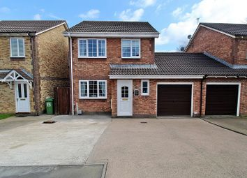 Thumbnail 3 bed detached house for sale in Stryd Silurian, Llanharry, Pontyclun, Rhondda, Cynon, Taff.