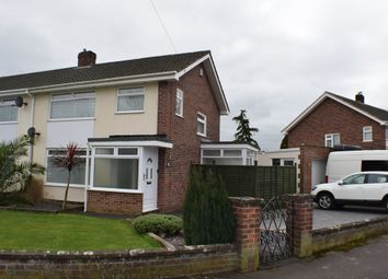 Thumbnail 3 bed semi-detached house for sale in Warwick Avenue, Bridgwater