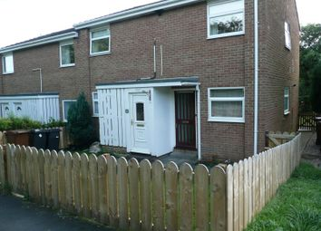 Thumbnail 2 bed flat to rent in Hamsterley Drive, Crook, Co Durham