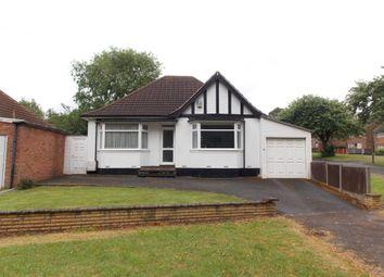 Thumbnail 3 bed bungalow for sale in Stoney Lane, Yardley, Birmingham