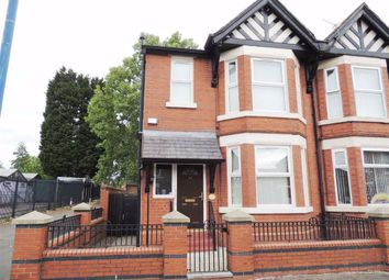 Thumbnail 3 bed semi-detached house for sale in Seymour Road South, Clayton, Manchester