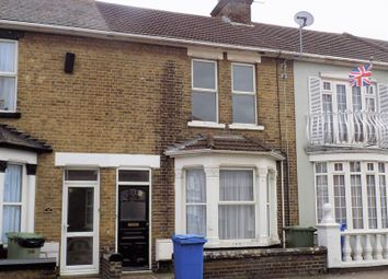 Thumbnail 3 bed terraced house to rent in St. Georges Avenue, Sheerness