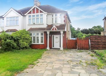Thumbnail 3 bed semi-detached house for sale in Ridge Avenue, Winchmorehill Enfield