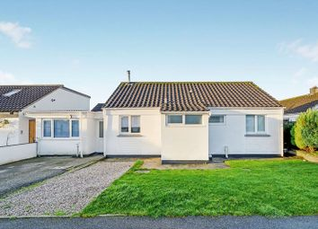 Thumbnail 4 bed detached bungalow for sale in Trewithen Parc, St. Newlyn East, Newquay