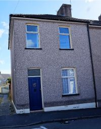 Thumbnail 3 bed end terrace house for sale in Bank Street, Newport