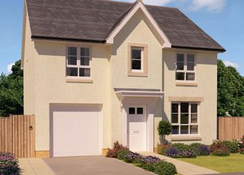 "Thumbnail 4 bed detached house for sale in ""Corgarff"" at Greystone Road, Kemnay, Inverurie"
