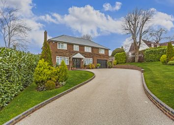 Thumbnail 5 bed detached house for sale in Hillbury Road, Warlingham