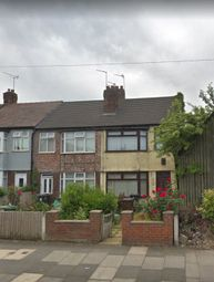 Thumbnail 3 bed end terrace house for sale in Aintree Road, Bootle