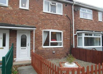 Thumbnail 2 bed terraced house to rent in Hundens Lane, Darlington