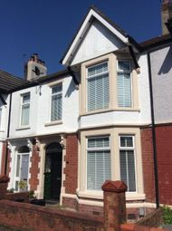 Thumbnail 3 bed terraced house for sale in Palace Avenue, Llandaff, Cardiff