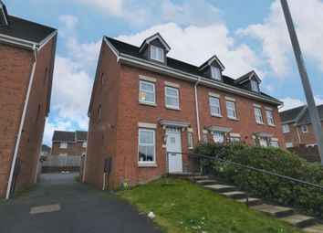 Thumbnail 3 bed end terrace house for sale in Beechwood Close, Sacriston, Durham