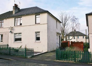 Thumbnail 1 bed flat for sale in Union Road, Camelon, Falkirk