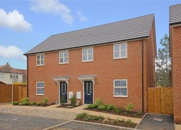 Thumbnail 3 bedroom semi-detached house for sale in Cambridge Road, Stansted Mountfitchet, Essex