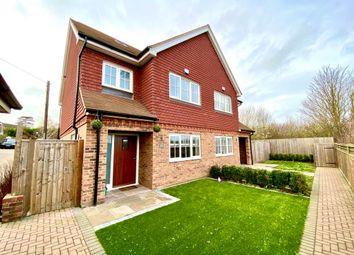 Thumbnail 4 bed semi-detached house for sale in Chaplin Court, Sutton At Hone, Dartford