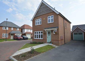 Thumbnail 3 bed detached house for sale in Bramley Fold, Sherburn In Elmet, Leeds