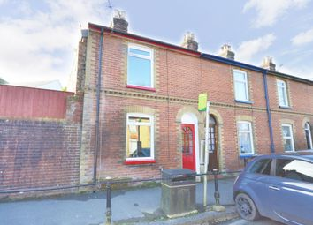 Thumbnail 2 bed end terrace house to rent in Carisbrooke Road, Newport