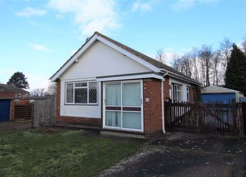 Thumbnail 2 bed detached bungalow for sale in Manor Road, Daventry
