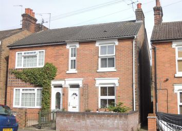 Thumbnail 3 bedroom semi-detached house for sale in Scarletts Road, Colchester